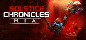 Solstice Chronicles: MIA cover art