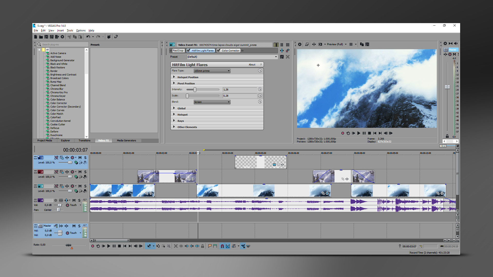 download vegas pro 14.0 free