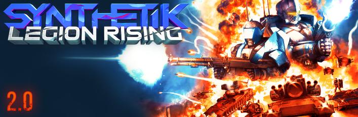 【汉化•硬盘】虚实之间:军团崛起(SYNTHETIK: Legion Rising) - 第4张  | 飞翔的厨子