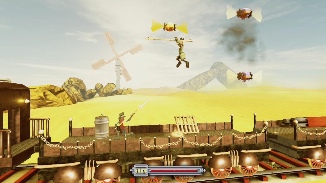 Wells Screenshot 2
