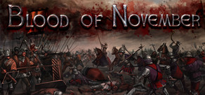 Eisenwald: Blood of November cover art