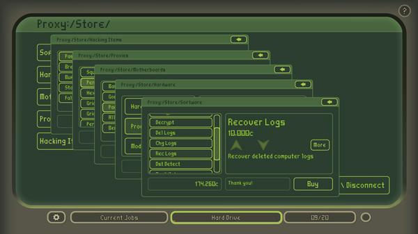 Proxy - Ultimate Hacker