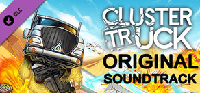 Clustertruck OST cover art