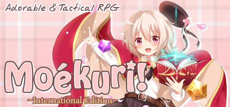 Moékuri: Adorable + Tactical SRPG