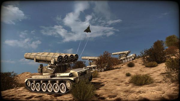 скриншот Wargame: Red Dragon - Nation Pack: Israel 3