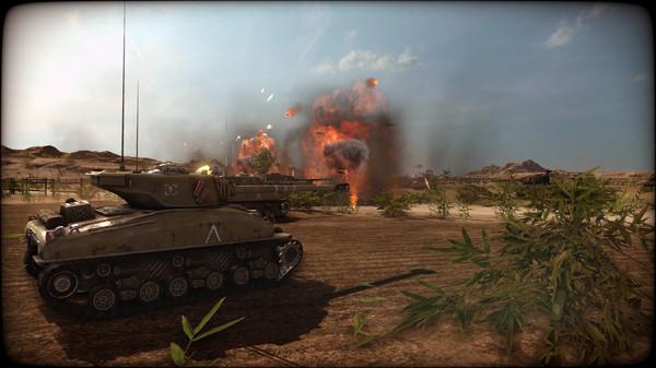 скриншот Wargame: Red Dragon - Nation Pack: Israel 1
