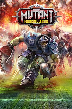 Mutant Football League poster image on Steam Backlog