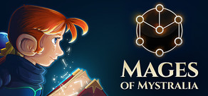 Mages of Mystralia cover art