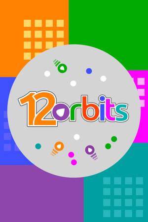 12 orbits poster image on Steam Backlog