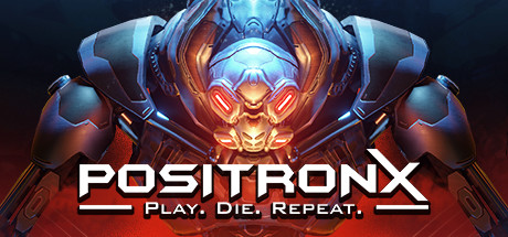 224788fb407 PositronX is a futuristic rogue-lite FPS filled with randomly generated  levels