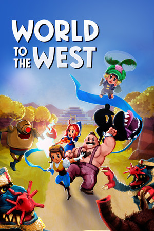 World to the West poster image on Steam Backlog