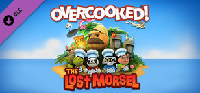 Overcooked - The Lost Morsel cover art