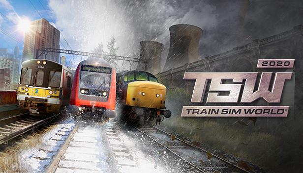 Steam Famous Steam Games 2020.Train Sim World 2020 On Steam