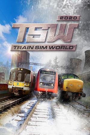 Train Sim World 2020 poster image on Steam Backlog