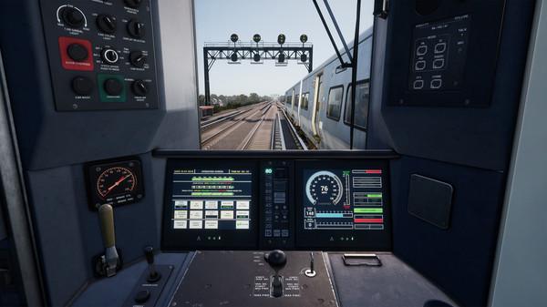 Capture d'écran n°2 du Jeu Train Sim World® 2020