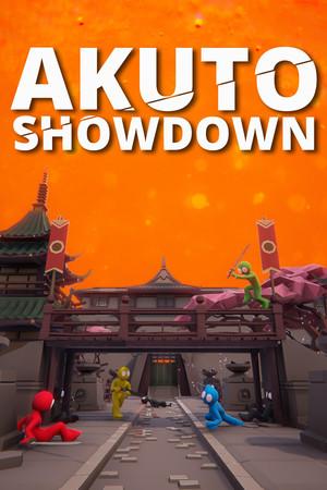 Akuto: Showdown poster image on Steam Backlog