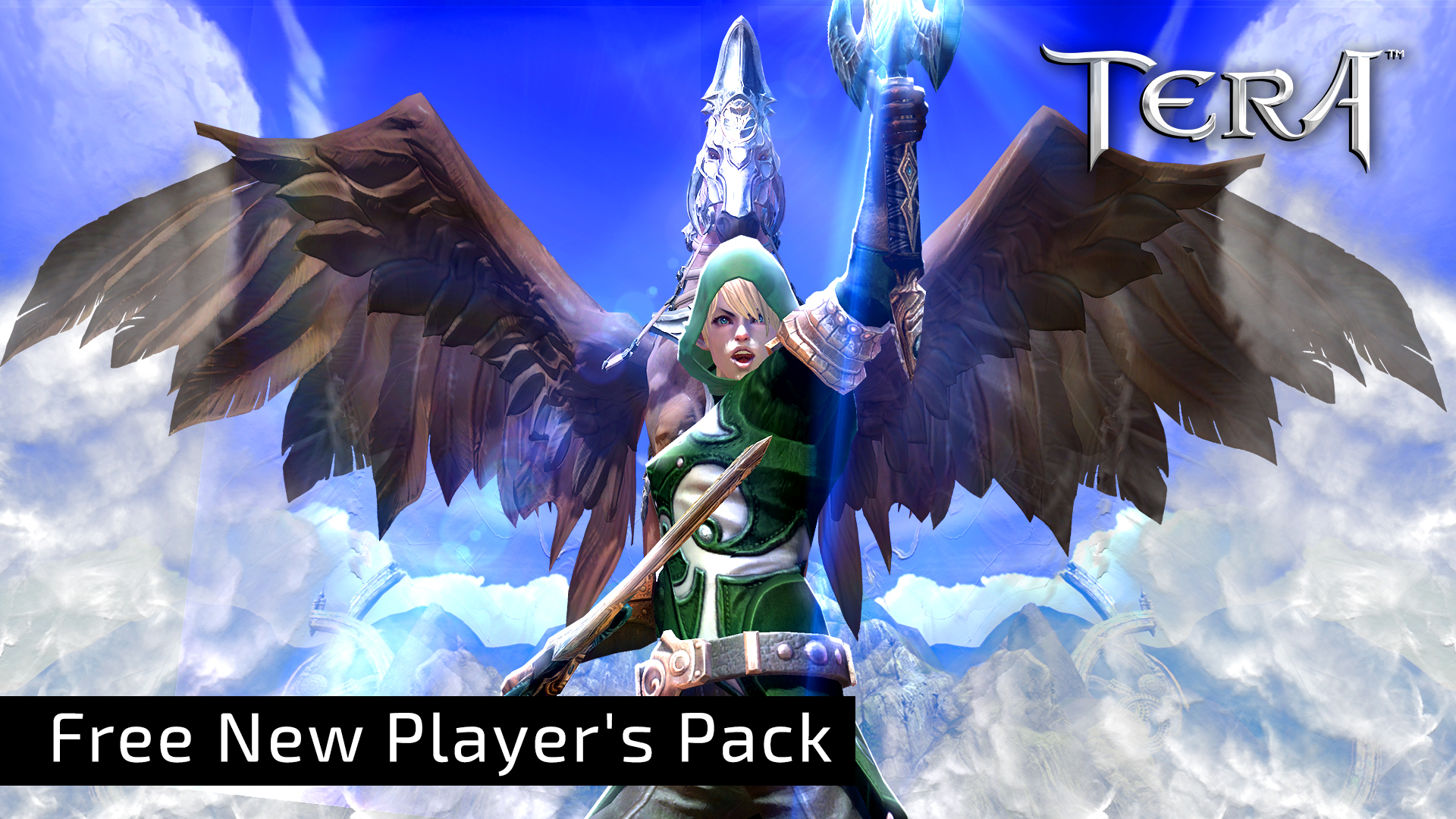 TERA: Free New Player's Pack on Steam