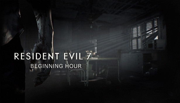 desktop resident evil 7 wallpaper