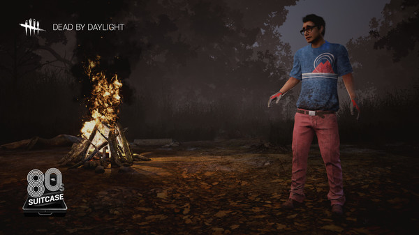 Dead by Daylight - The 80's Suitcase