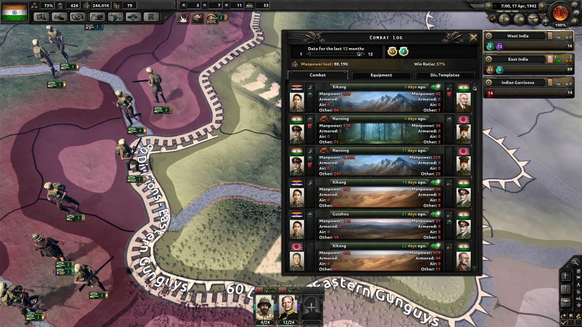 Hearts of Iron IV: Together for Victory · Expansion - Hearts of Iron IV:  Together for Victory · AppID: 530760