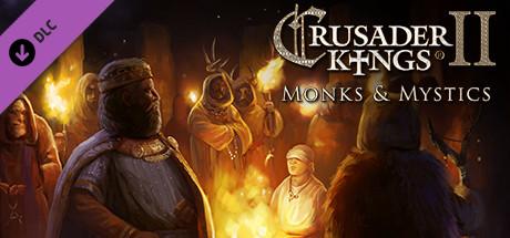 Teaser image for Expansion - Crusader Kings II: Monks and Mystics