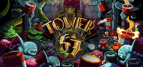 Game Banner Tower 57