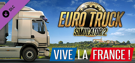 Steam DLC Page: Euro Truck Simulator 2