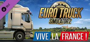 Euro Truck Simulator 2 - Vive la France ! cover art