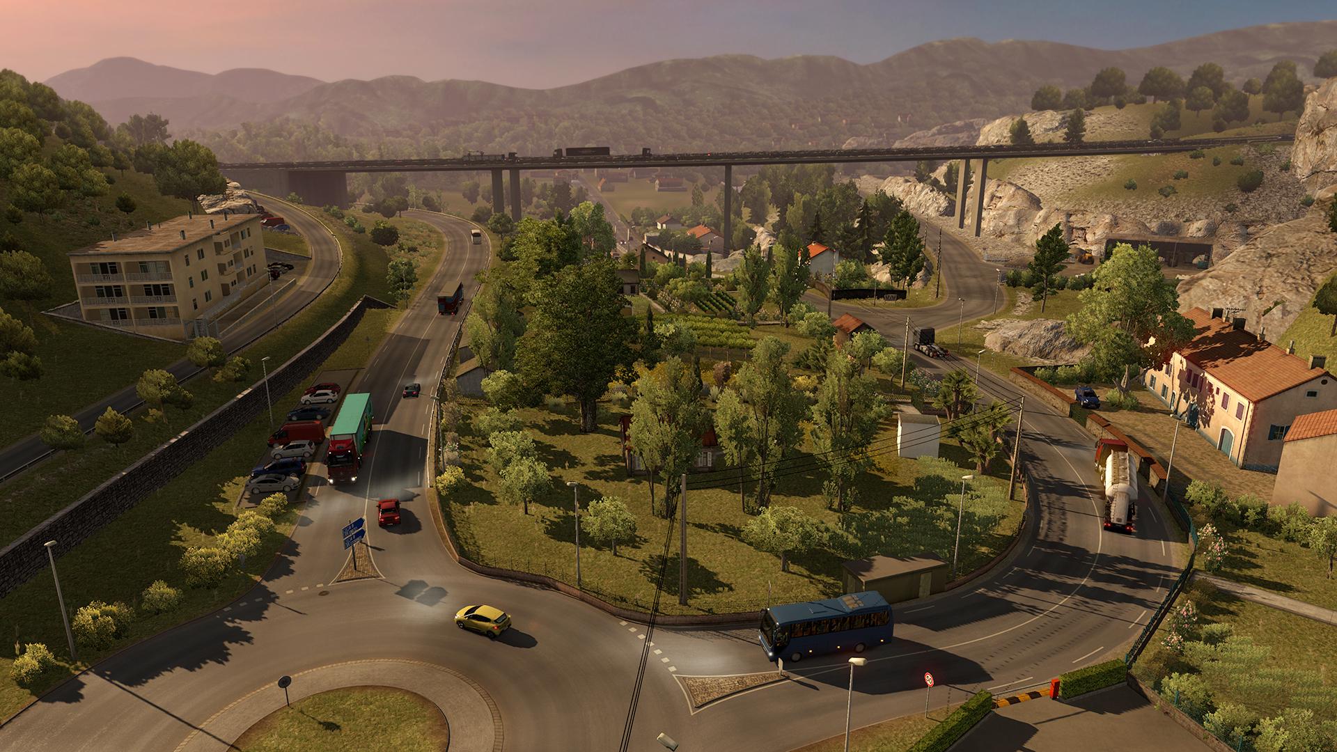 Euro Truck Simulator 2 - Vive la France ! · AppID: 531130