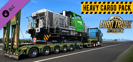 Save 70% on Euro Truck Simulator 2 - Heavy Cargo Pack on Steam