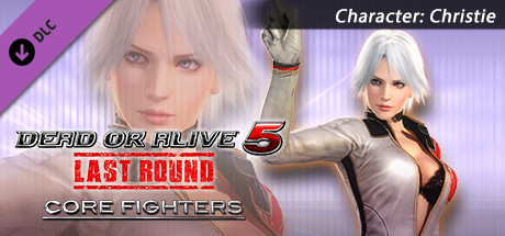 DEAD OR ALIVE 5 Last Round: Core Fighters Character: Christie