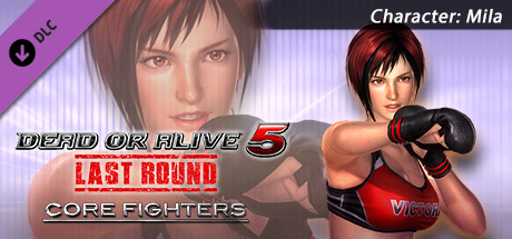 DEAD OR ALIVE 5 Last Round: Core Fighters Character: Mila