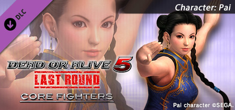 DEAD OR ALIVE 5 Last Round: Core Fighters Character: Pai