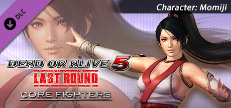DEAD OR ALIVE 5 Last Round: Core Fighters Character: Momiji