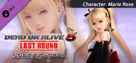 DEAD OR ALIVE 5 Last Round: Core Fighters Character: Marie Rose
