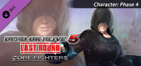 DEAD OR ALIVE 5 Last Round: Core Fighters Character: Phase 4