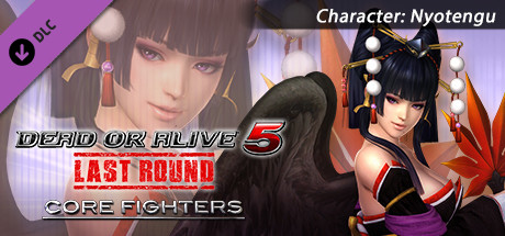 DEAD OR ALIVE 5 Last Round: Core Fighters Character: Nyotengu