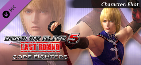 DEAD OR ALIVE 5 Last Round: Core Fighters Character: Eliot