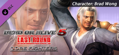DEAD OR ALIVE 5 Last Round: Core Fighters Character: Brad Wong
