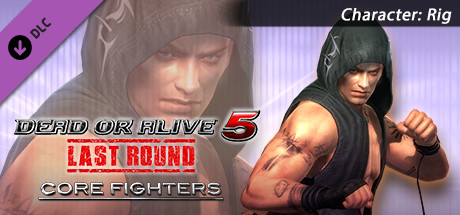 DEAD OR ALIVE 5 Last Round: Core Fighters Character: Rig