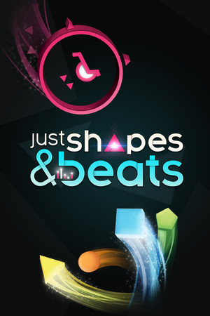 Just Shapes & Beats poster image on Steam Backlog