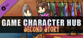 Game Character Hub PE: Second Story cover art