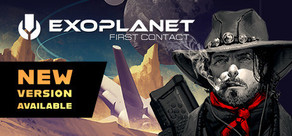 Exoplanet: First Contact cover art