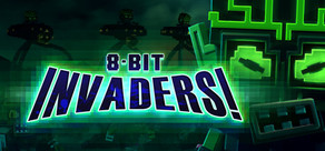 8-Bit Invaders! cover art