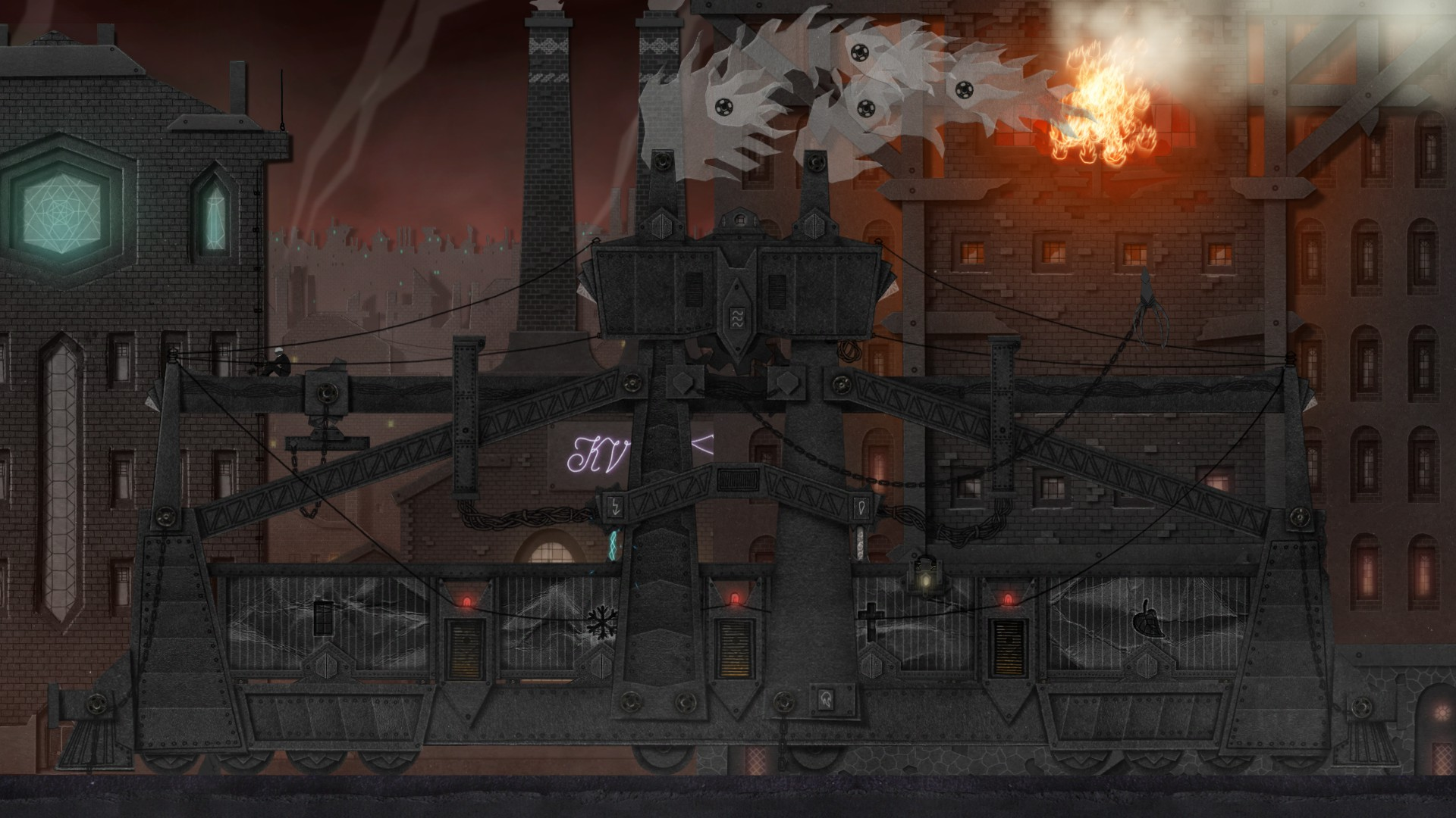 Dark Train Screenshot 2