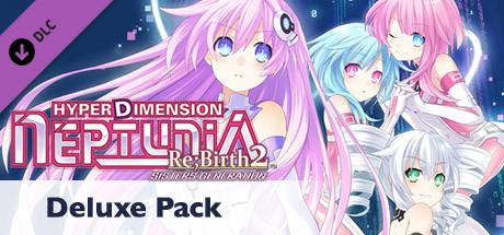 Hyperdimension Neptunia Re;Birth2 Deluxe Pack / 超次次元ゲイム ネプテューヌRe;Birth2 デラックスセット / 數位附錄套組