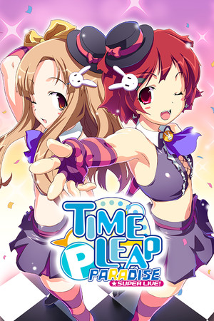 Time Leap Paradise SUPER LIVE! poster image on Steam Backlog