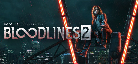 Vampire: The Masquerade - Bloodlines 2 cover art