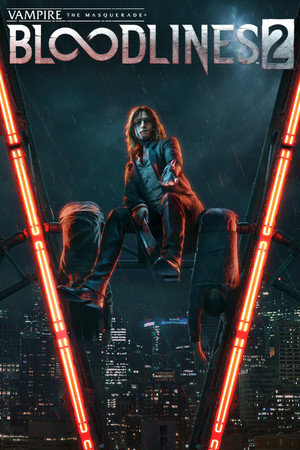 Vampire: The Masquerade - Bloodlines 2 poster image on Steam Backlog
