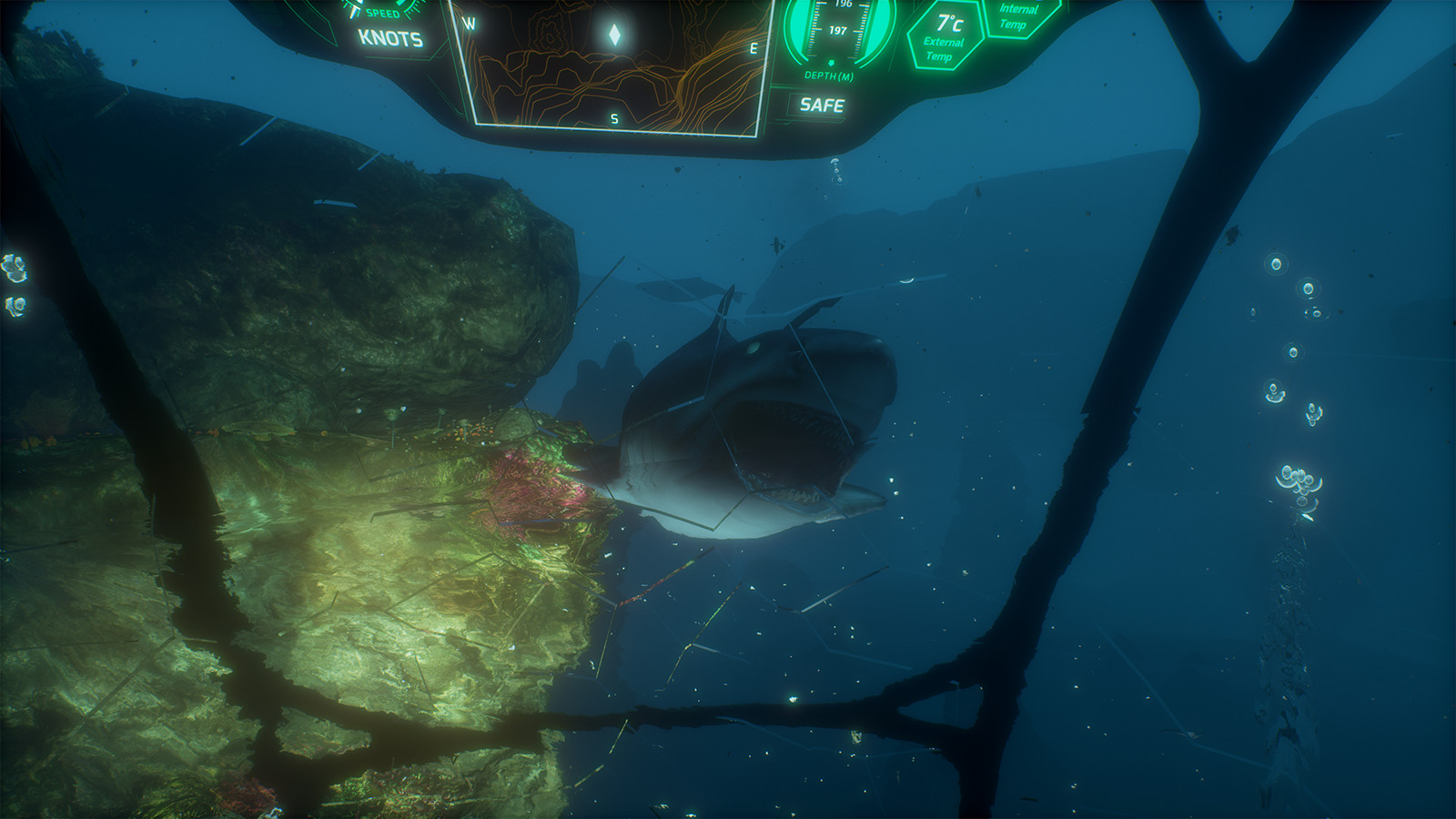 Iron Fish Screenshot 2